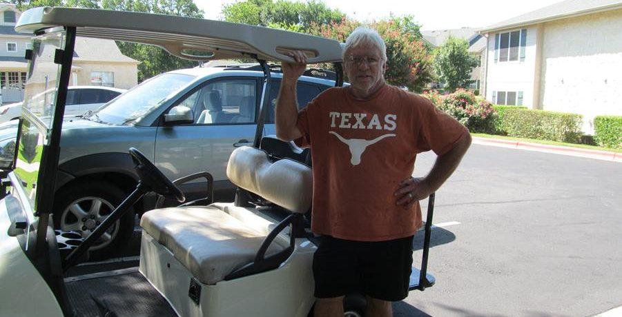 Volunteer Spotlight: Don Saegert