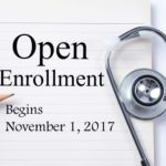 Open Enrollment for the Affordable Care Act