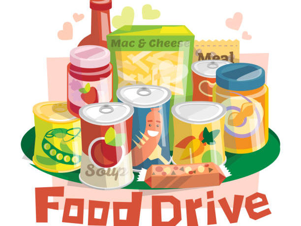 Coming of Age Food Drive