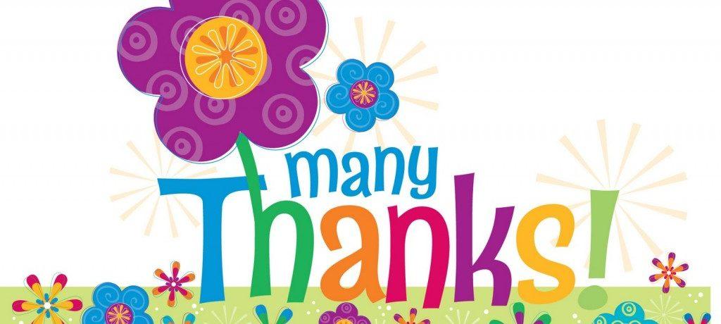 Volunteer Appreciation Month